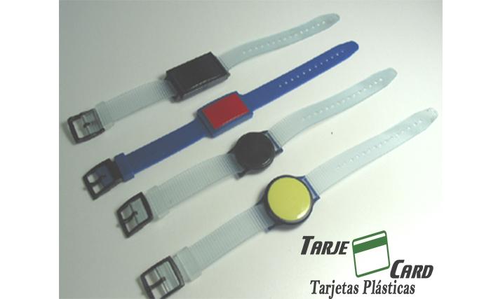 Reloj RFID
