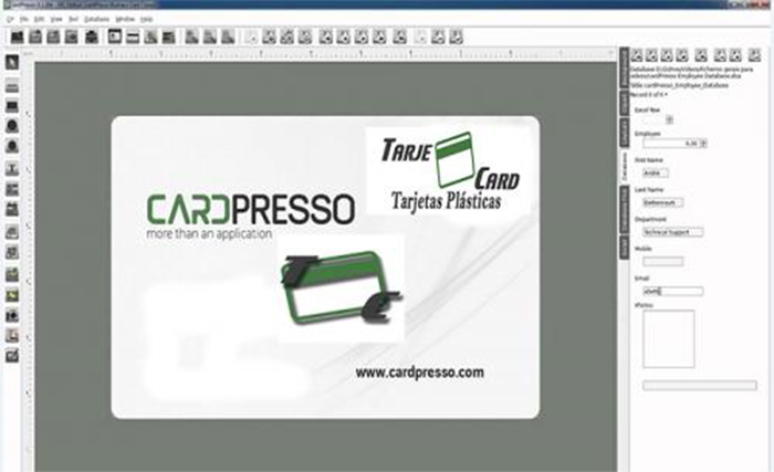 Software CardPresso