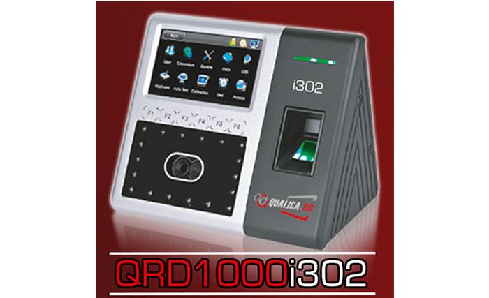 Lector Biométrico QRD1000i302