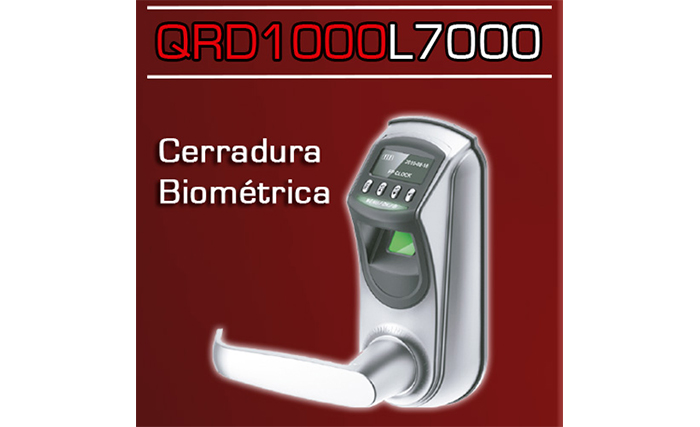 Cerradura RFID QRD1000L7000