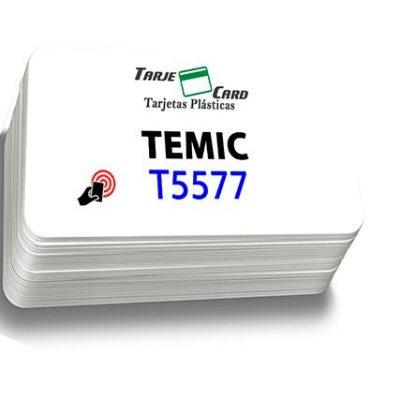 Tarjeta Temic T5577