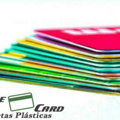 Tarjetas PVC en Offset
