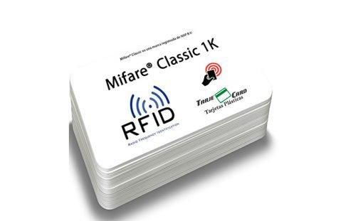 Tarjeta Mifare® Classic 1K