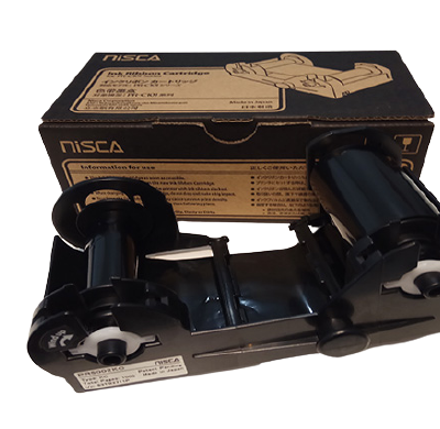 Cinta negro impresora Nisca C-101