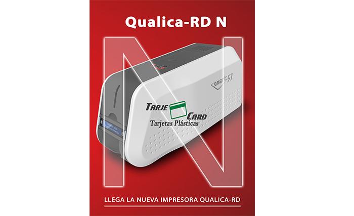 Nueva impresora Qualica-RD N